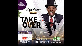 SceneOneTV Live Day 62 Studio Takeover with Ayo Makun aka AY Prt 2