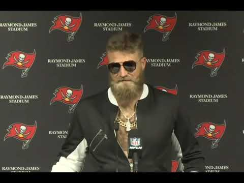 Download Fitzpatrick Interview Highlights (Fitzmagic at his best)