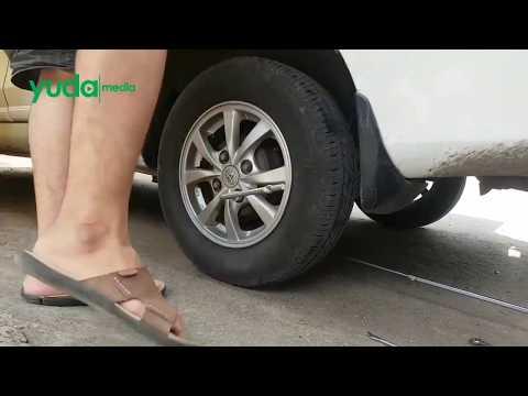 Cara Mudah Ganti Ban Mobil - Avanza Xenia Brio Innova dll
