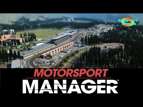 Motorsport Manager Let's Play #7 - Mortgaging the Farm
