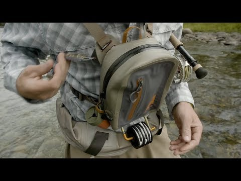 Fishpond Thunderhead Chest Pack - Fishpond USA