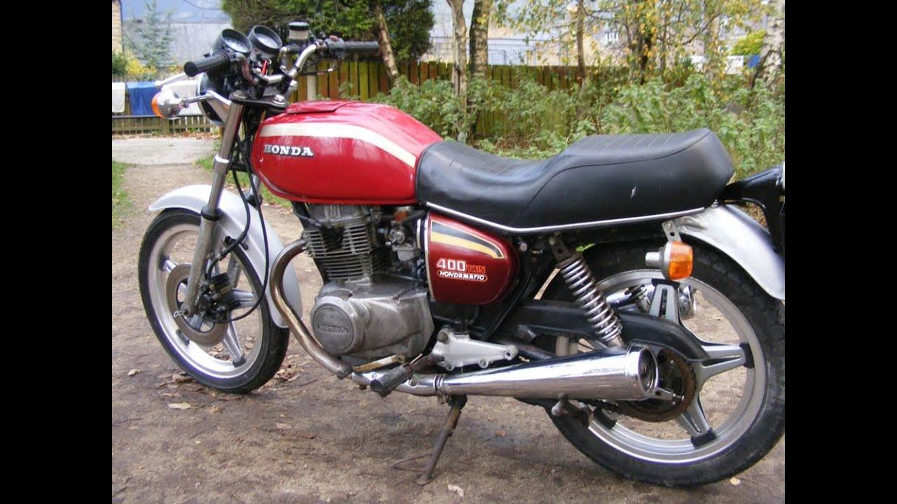 honda cb400a hondamatic automatic 400 hawk youtube rh youtube com Yamaha Motorcycle Automatic Transmission BMW Motorcycle with Automatic Transmission