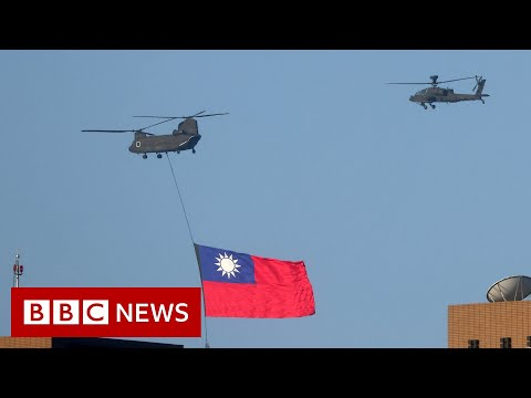 Tensions with China worst in 40 years, says Taiwan -  BBC News