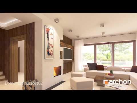 Дом в чернушке (Г2) - Увлекательнaя прогулкa - проект ARCHON+