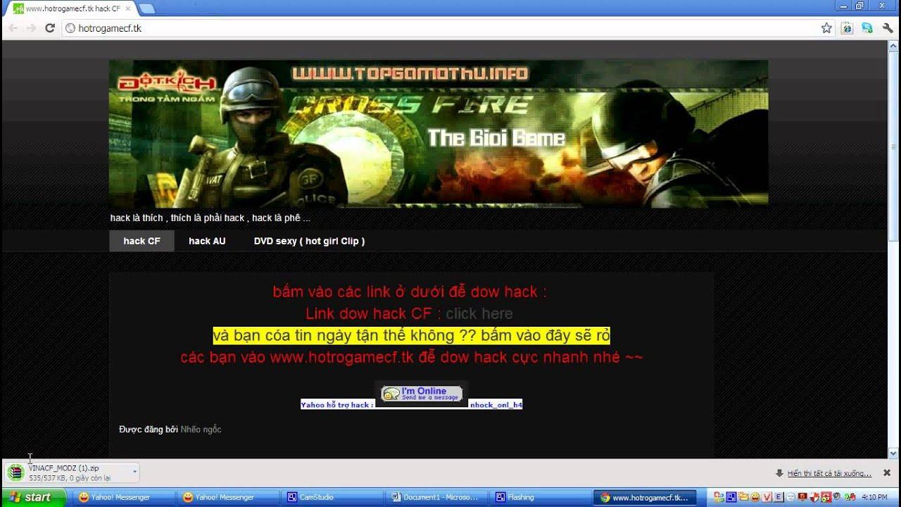 vncf.com hack