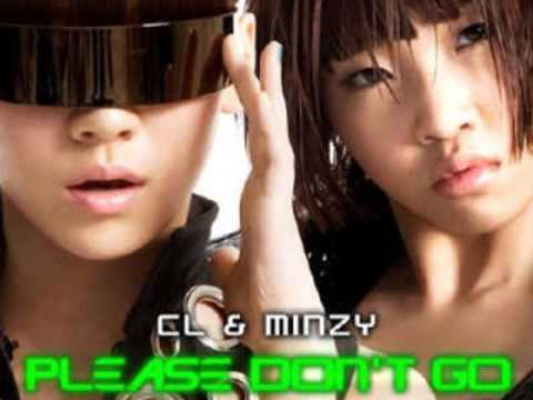 [HD] CL and Minzy ~ Please Don't Go [MP3]