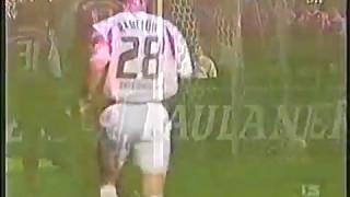 Bayern Munich vs Leverkusen-Bundesliga 2003-Full match-English audio.