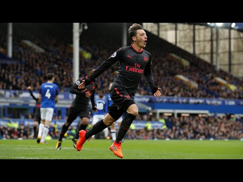 Arsenal's win at Everton leaves Wenger thrilled and Koeman agitated
