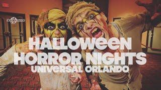 Universal Halloween Horror Nights 2016