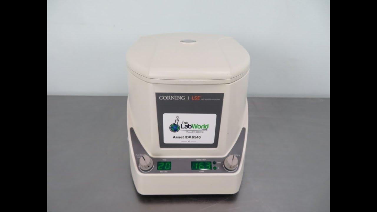 Corning LSE High Speed Microcentrifuge