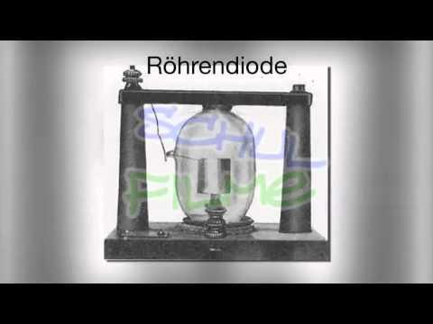 Schulfilm-DVD: Halbleiter: Triode - Verstärker (DVD / Vorschau)