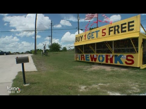 Concern over buying fireworks closer to city limits