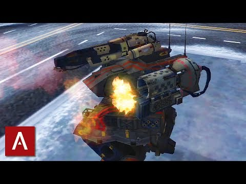 Download Youtube: War Robots: Ember Gameplay using the Fury, Leo, Boa (unedited live stream)