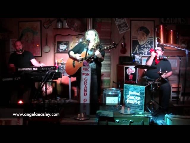 Angela Easley - Hold On