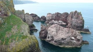 Sea Kayaking - Scotland -  Eyemouth to St Abbs Head.