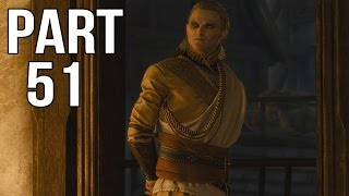 The Witcher 3 Walkthrough Part 51 Gameplay - Through Space and Time