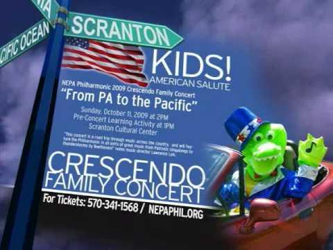 NEPA Philharmonic Crescendo Family Concert