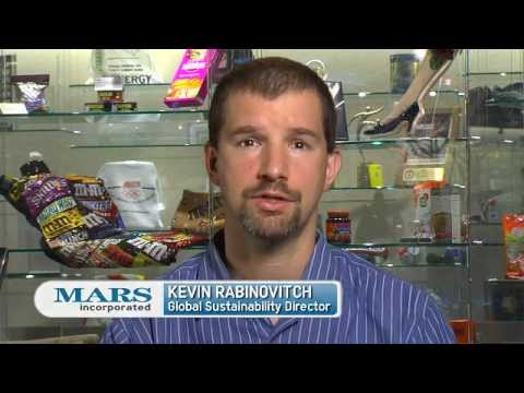 Kevin Rabinovitch, Global Sustainability Director - Mars