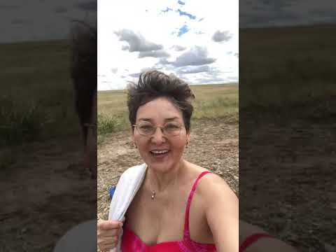 Озеро Тениз 19.06.2020г.