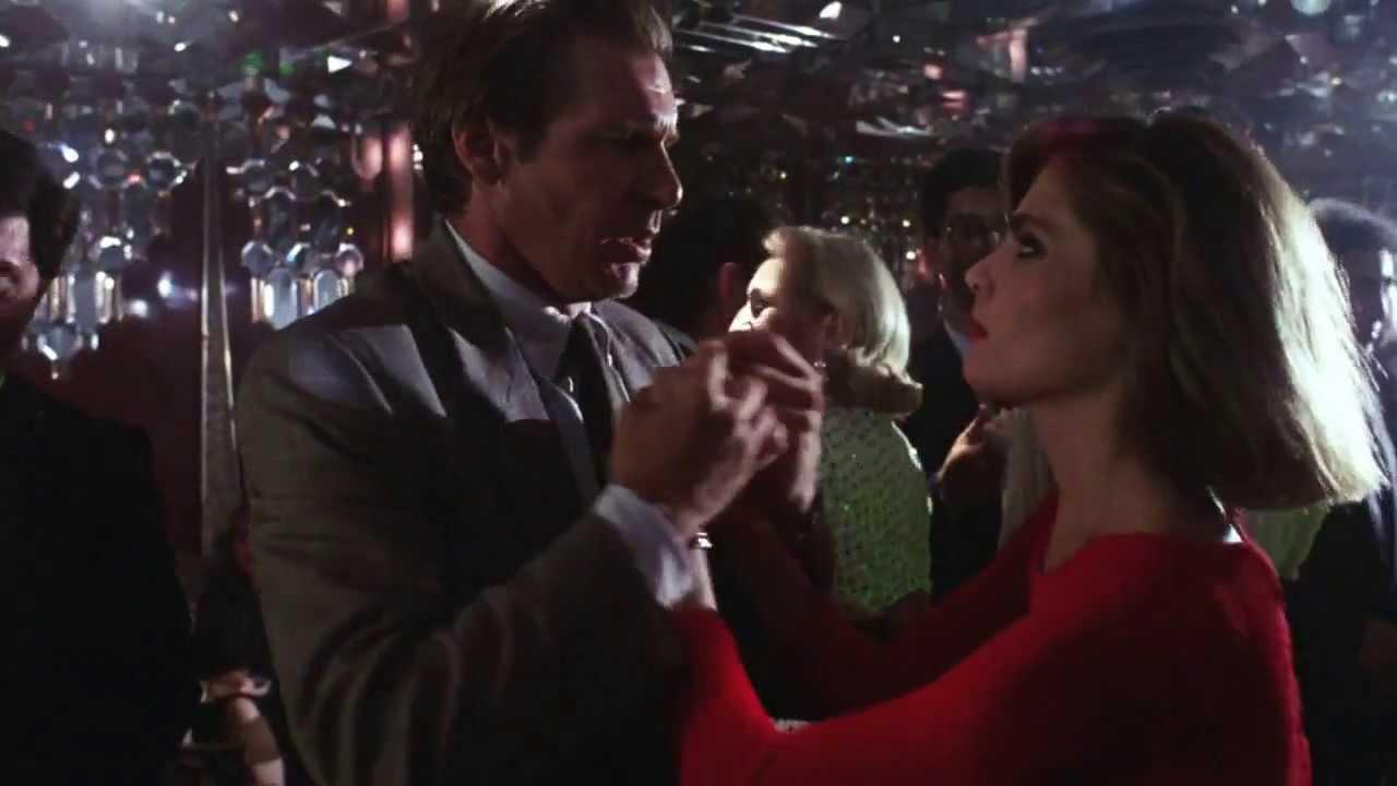 Frantic 1988 Night Club Scene Youtube