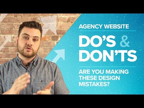Agency Website Do's and Don'ts: Are You Making these Design Mistakes? – Proposify Biz Chat