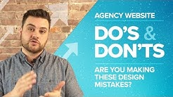 Agency Website Do's and Don'ts: Are You Making these Design Mistakes? - Proposify Biz Chat