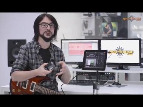 Peavey AmpKit LiNK II Guitar Audio Interface, IOS