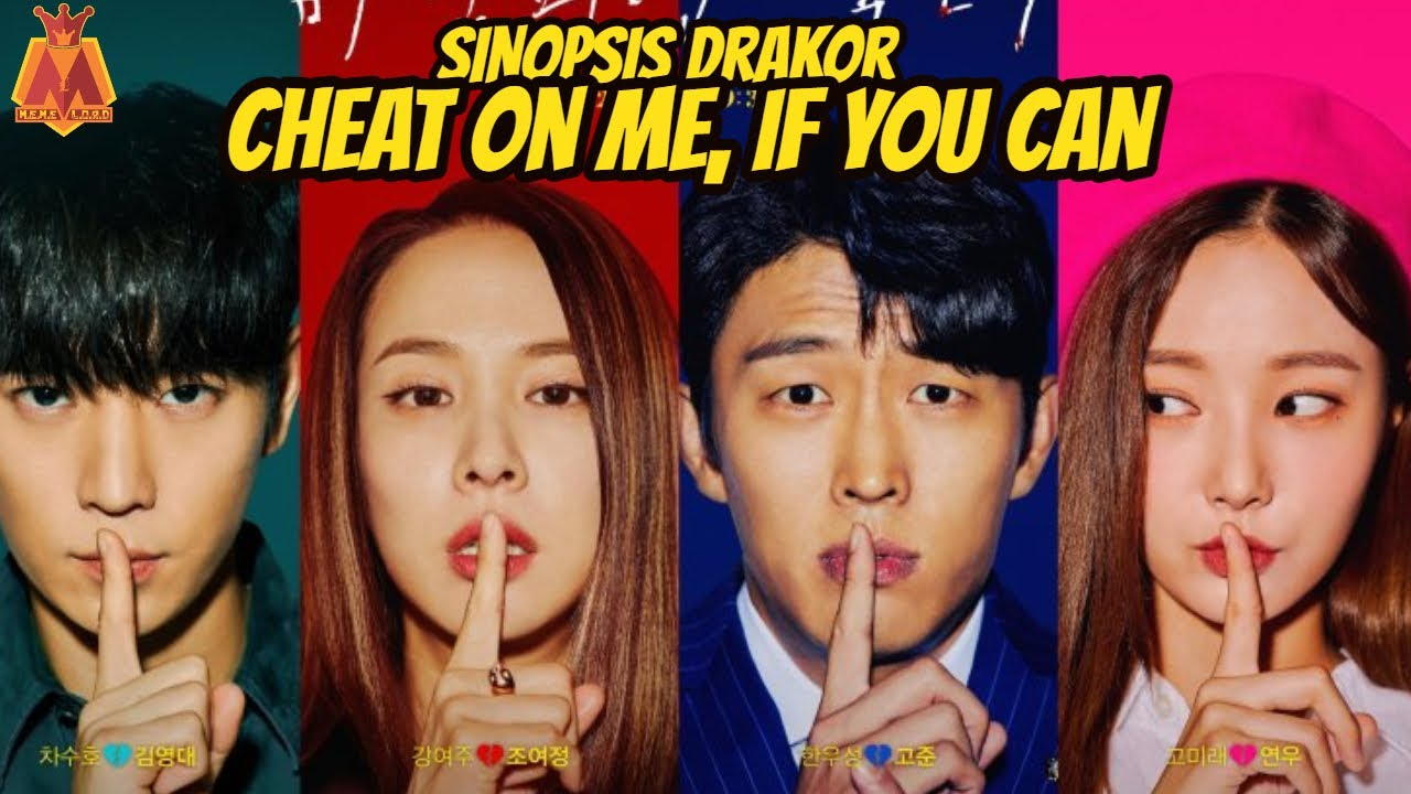 Sinopsis Drakor Cheat On Me, If You Can | Drama Korea terbaru Desember 2020