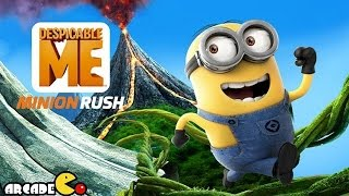 Despicable Me 2: Custom Bonus Day Minion Rush