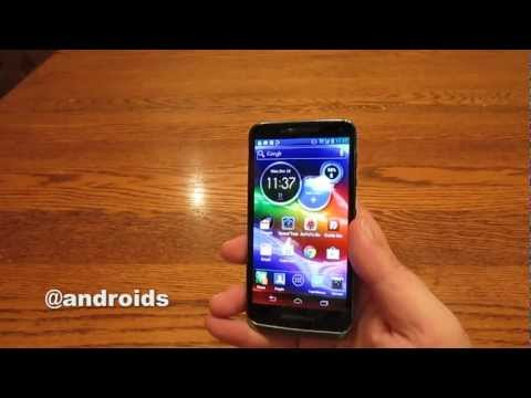 Motorola Electrify M Hands-on For Android Community