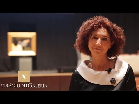 Virág Judit Galéria és Aukciósház árverése, 2014.12.13.