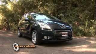 Peugeot 5008 Allure Plus 1.6 THP Test - Routière - Pgm 198