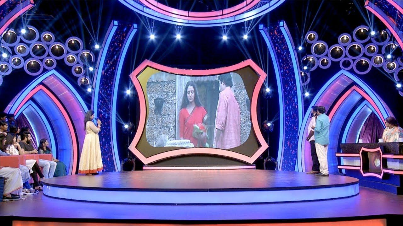 Chaya Koppayile Kodunkattu l Re dubbing a Scene from 'Aram Thamburan' l Mazhavil Manorama