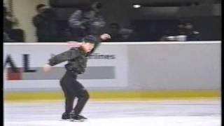 Masakazu Kagiyama 鍵山正和 (JPN) - 1994 World Challenge of Champions, Men's Free Skate