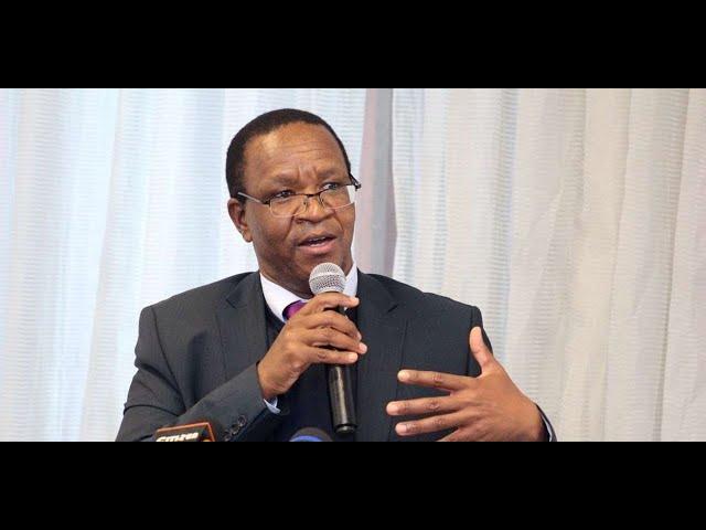 Kibicho at DCI over Sonko election claims