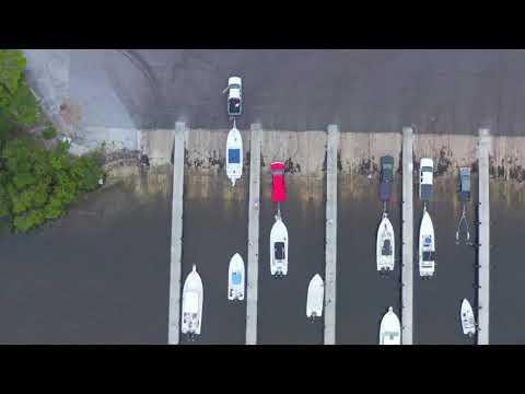 Matheson Hammock Boat Ramp Timelapse