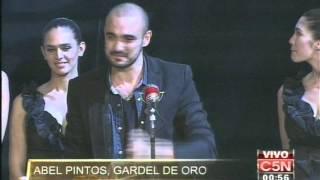 C5N- PREMIOS GARDEL: EL ORO PARA ABEL PINTOS