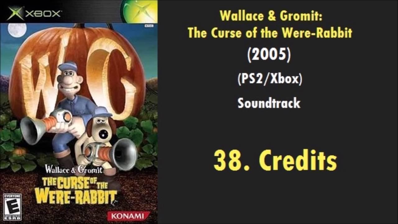 Curse Of The Were Rabbit Soundtrack