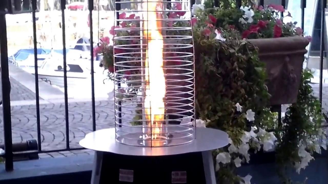 Fungo a Pellet fungo a Bioetanolo Riscaldamento per Esterno Riscaldatori +39 3883344555 - YouTube