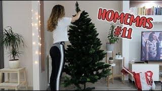 Karácsonyiasítás! - HOMEMAS #11 | Viszkok Fruzsi