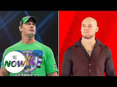 John Cena calls Baron Corbin a dumpster fire after Kurt Angle's WrestleMania reveal: WWE Now