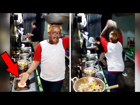 Viral koki yang masaknya bar-bar!; Wanita buta 3 minggu setelah tato matanya -  TomoNews
