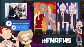 La historia de Don Toño y Golden Freddy  FNAFHS