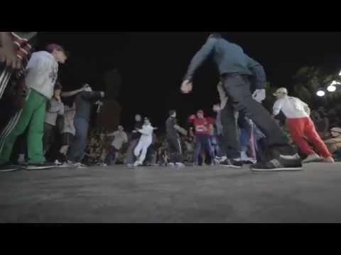 """YALTA SUMMER JAM 2013 """"Back 2 Back"""" Hustle Kids vs Moscow Dream"""
