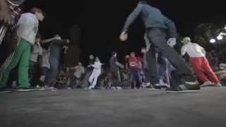 YALTA SUMMER JAM 2013 Back 2 Back Hustle Kids vs Moscow Dream