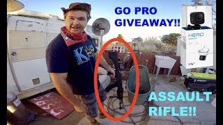 PRANK WAR WENT TOO FAR!!! (GOPRO GIVEAWAY)