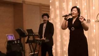 Bean and Any -- The wedding live band in Kuala Lumpur Malaysia