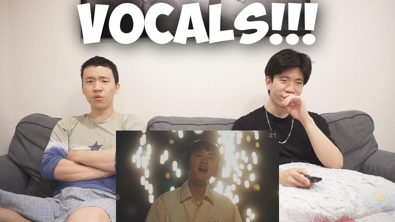 D.O. 디오 'Rose' MV REACTION [VOCAL MASTER!!!]