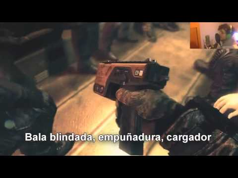 Call Of Duty Black Ops 2 RAP  Español  Zarcort