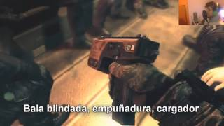 Call Of Duty Black Ops 2 RAP | Español | Zarcort